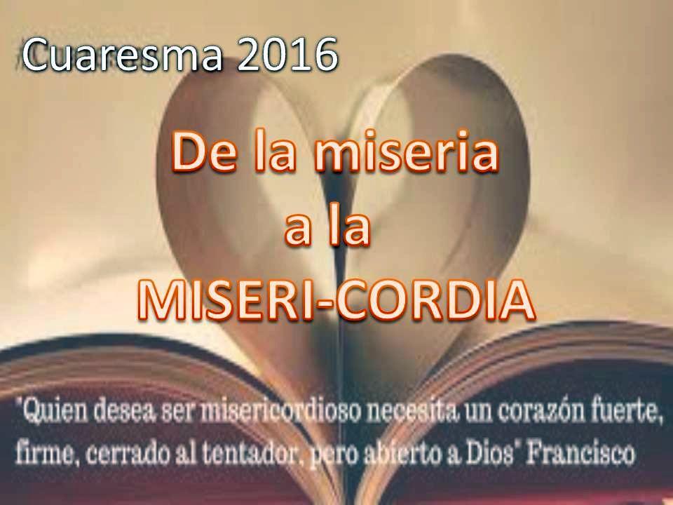 PresentaciónCuaresma 2016