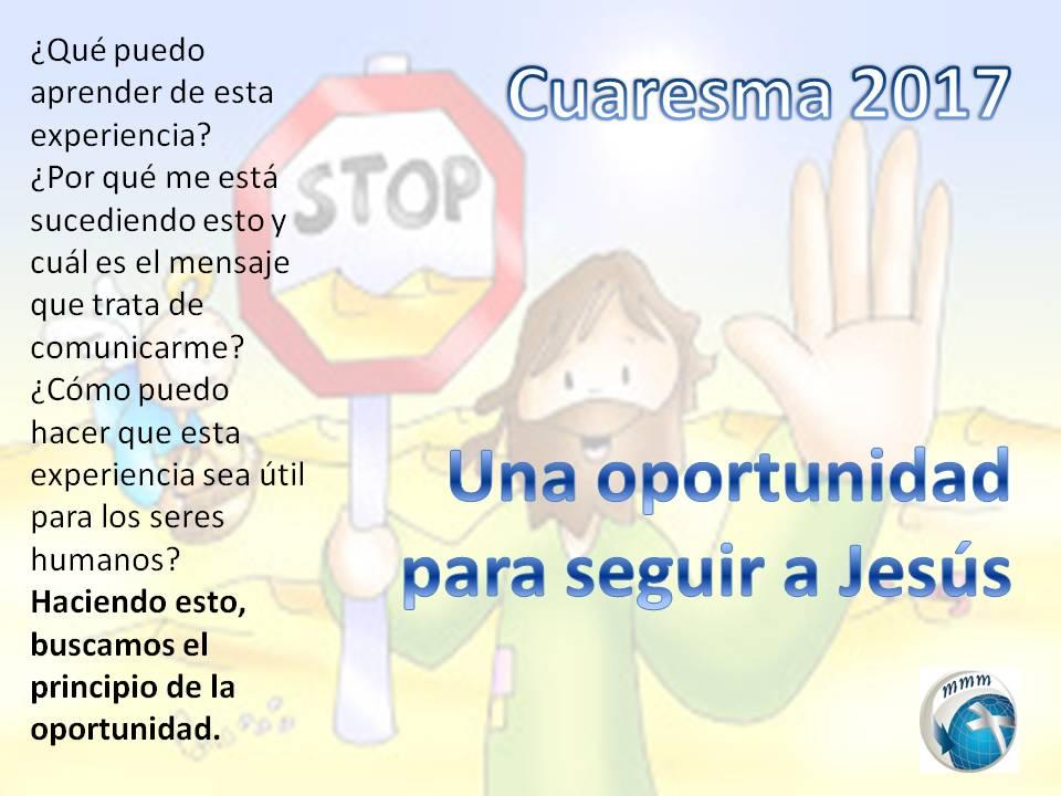 PresentaciónCuaresma 2017